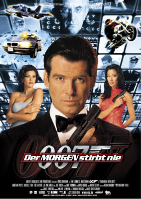 Bild::James Bond 007: Der Morgen stirbt nie