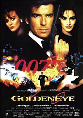 Bild::James Bond 007: Goldeneye