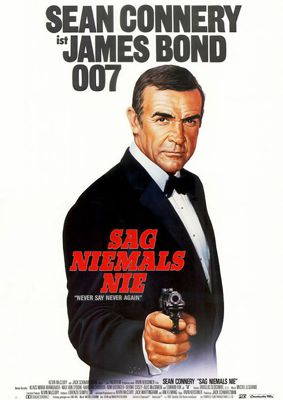 Bild::James Bond 007: Sag niemals nie