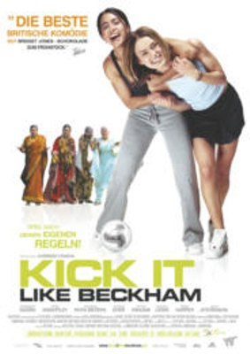 Bild::Kick it like Beckham