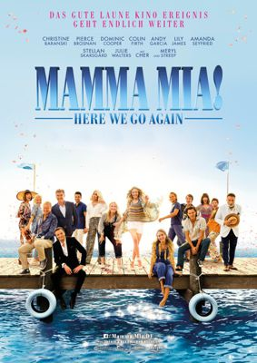 Bild::Mamma Mia! Here We Go Again!