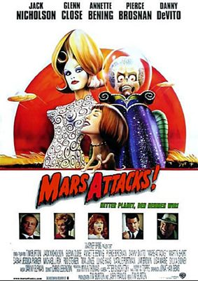 Bild::Mars Attacks!