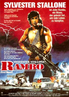 Bild::Rambo - First Blood