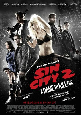 Bild::Sin City 2: A Dame to kill for