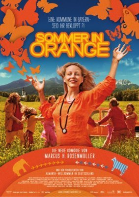 Bild::Sommer in Orange