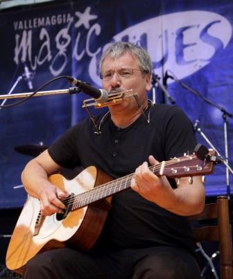 Fingerpicking & Bottleneck Blues Guitar mit Wolfgang Kalb