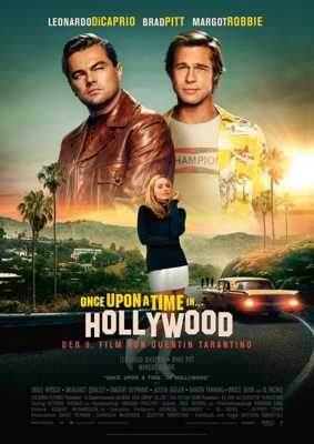 Bild::Once Upon a Time... In Hollywood