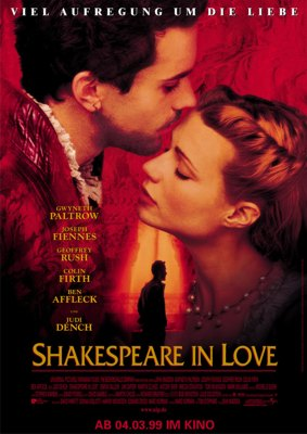 Bild::Shakespeare in love